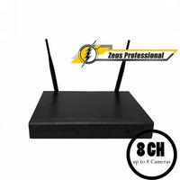 Zeus Pro 8 CH Standalone NVR Surveillance System