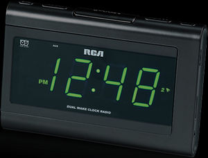 SecureGuard Elite Alarm Clock Radio Spy Camera