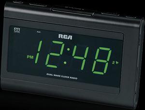 SecureGuard Elite Alarm Clock Radio IP Spy Camera