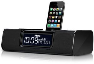 SecureGuard Large iPod Dock Spy Camera
