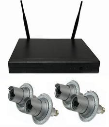 Zeus 4 Camera & 4CH Standalone NVR Complete Survillance System