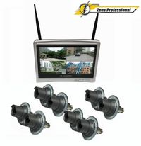 Zeus 8 Pro Camera & 8 CH All-in-One NVR Complete Surveillance Camera Kit