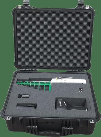 AES-TSCM03 TSCM Professional Investigation Bug Sweep Kit (Includes Wide Spectrum RF Detector
