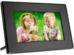 SecureGuard HD 720p Digital Photo Frame Spy Camera