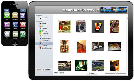 SpyGearCo iPhone Data Recovery For Windows Download
