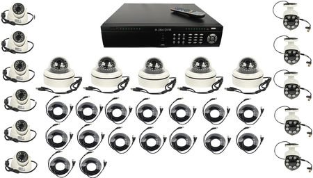 IntelliSpy 16 Channel HD DVR System
