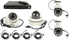 IntelliSpy 4 Channel HD DVR System