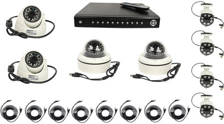 IntelliSpy 8 Channel HD DVR System