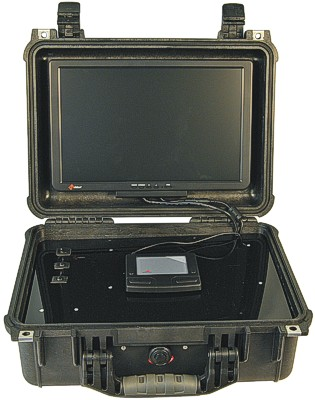 Multi Channel Portable Digital Video Recording System