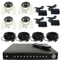 High Definition 4 Channel Surveillance System