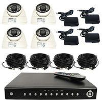 High Definition 4 Channel Surveillance System