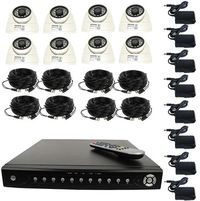 High Definition 8 Channel Surveillance System