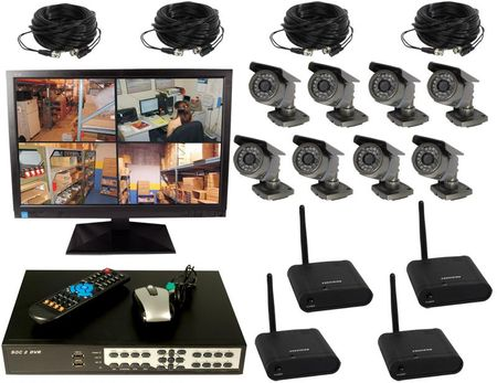 8 Channel Wireless System