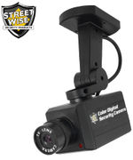 Streetwise Dummy Camera w/Motion Detector