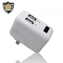 USB Block Charger Spy Camera/DVR