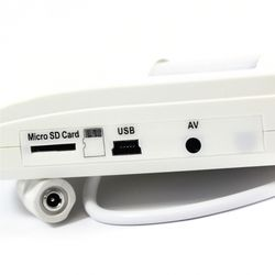 PIR Motion Detector Hi-Def Spy Camera/DVR w/Remote