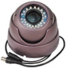 Color Vandal-Resistant IR Day/Night High Resolution Color Dome Camera - 540 TV Lines
