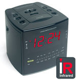 SleuthGear NightOwl IR Clock Radio Spy Camera DVR