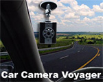 Car Camera Voyager w/ IR Nightvision