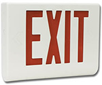 Exit Sign Color Hidden Camera w/DVR