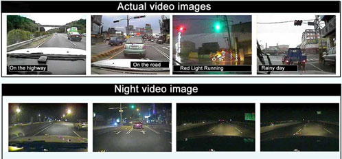 rearview mirror hidden cameras images