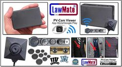 Spy Camera/DVR w/Button Kit