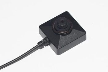 Lawmate Wired Button CCD Spy Camera Kit