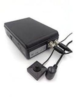 LawMate Black Box Spy Cam & DVR w/WiFi