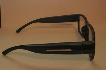 Lawmate Hi-Def Clear Spy Glasses/DVR