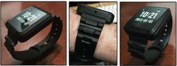 Smart Wrist Watch Covert Spy Camera/DVR