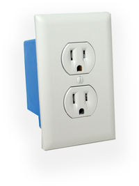 Bush Baby High-Def WiFi Wall Outlet Spy Camera/DVR