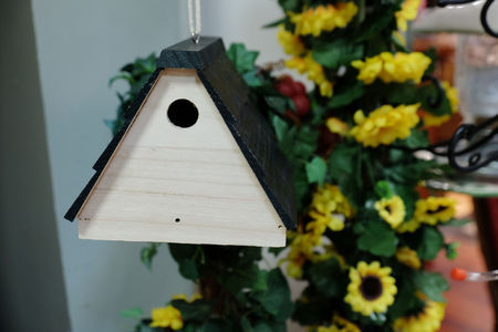 Hi-Def Bird House Spy Camera/DVR