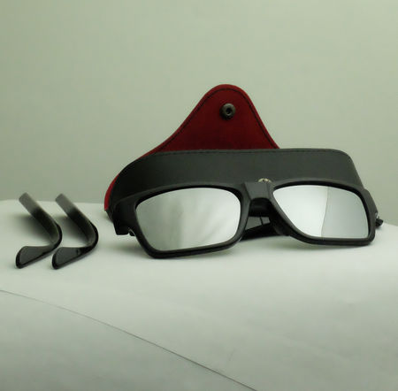 Mirror Tint Sunglasses 1080p Spy Camera/DVR