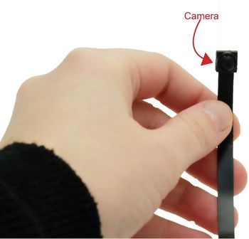 Do-It-Yourself 720P Spy Camera/DVR Kit