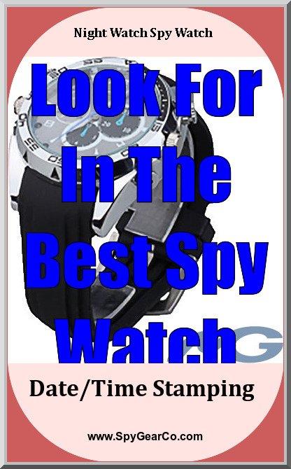 Night Watch Spy Watch