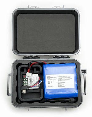 4 - 6 Month GPS Extended Battery and Case Combo