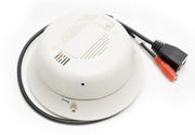Smoke Detector w/Hidden 720p Wifi IP Camera
