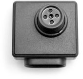 Wired HD CMOS Button Camera with Audio