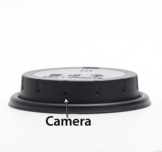 Coffee Cup Lid Hidden Camera