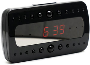Hi-Def Spy Camera w/Night Vision