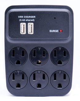 Wall Outlet Adapter Spy Camera/DVR