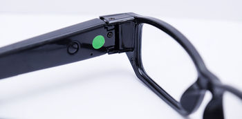 High Definition Full Frame Spy Glasses