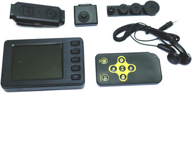 All-In-One Button Camera/DVR System