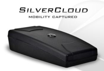 Silver Cloud Real Time GPS Tracker