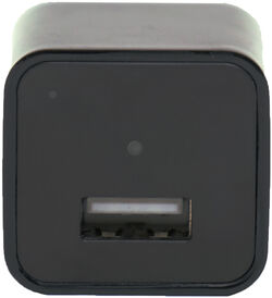 Mini Charger Spy Camera/DVR