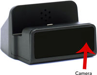 Smartphone Dock with Wifi Camera