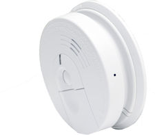 Bush Baby 4K WiFi Hard Wired Smoke Detector Spy Camera/DVR