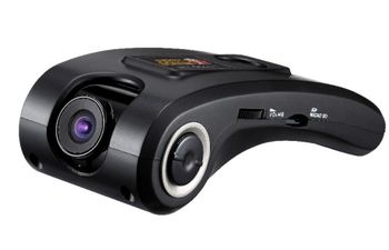First Scene Car Camera with Build-In Microphone & GPS
