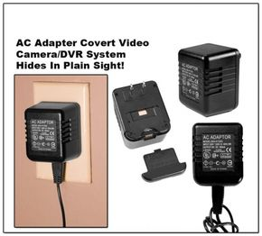 Hidden Camera Cord Cam