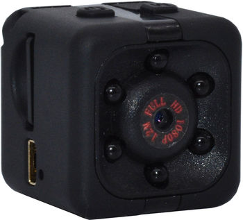 Mini Cube Spy Camera with Night Vision